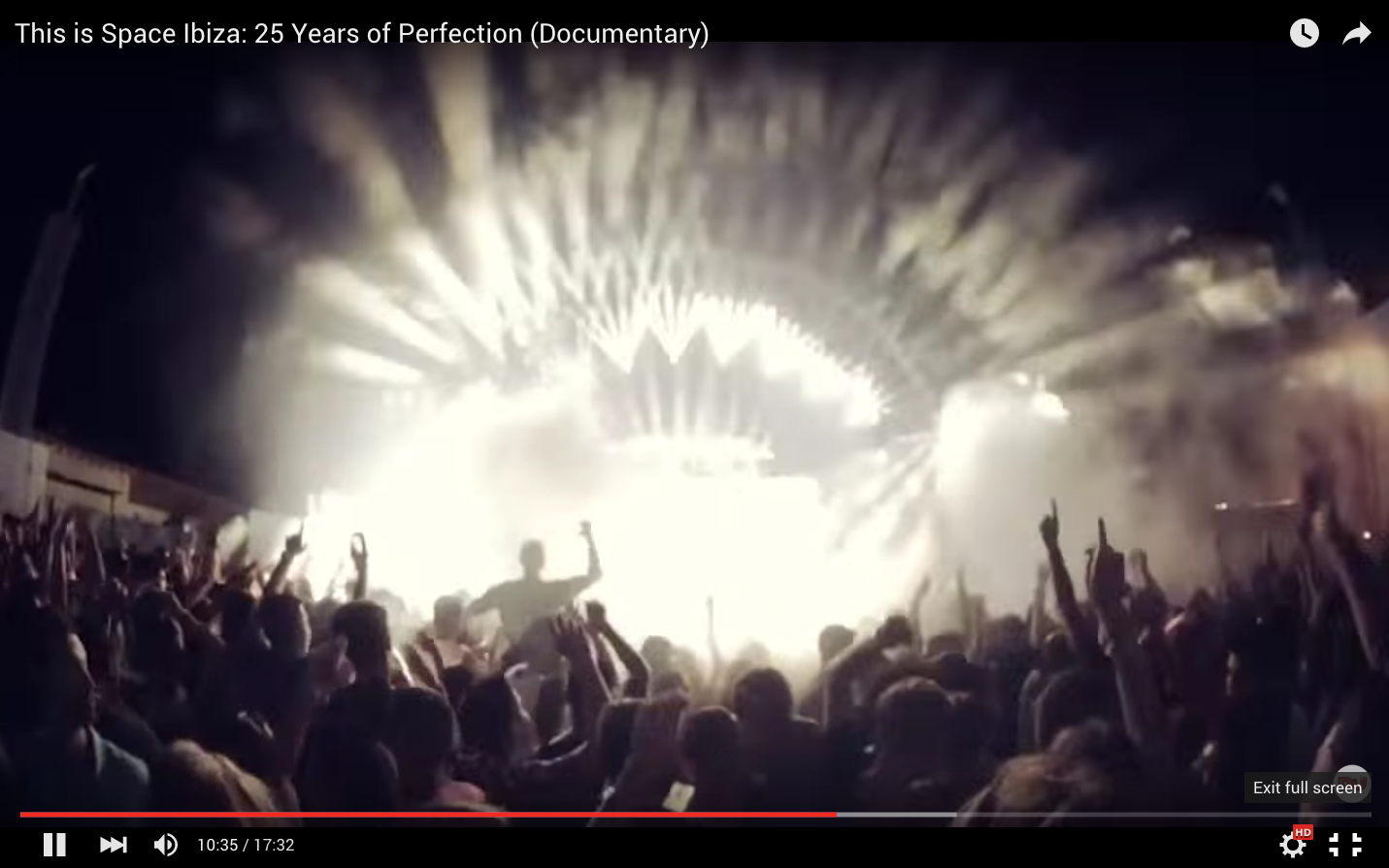 This is Space Ibiza: 25 Years of Perfection Documentary - TechnoBabes